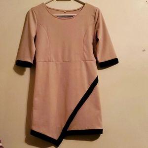 Nwot figure flattering dress